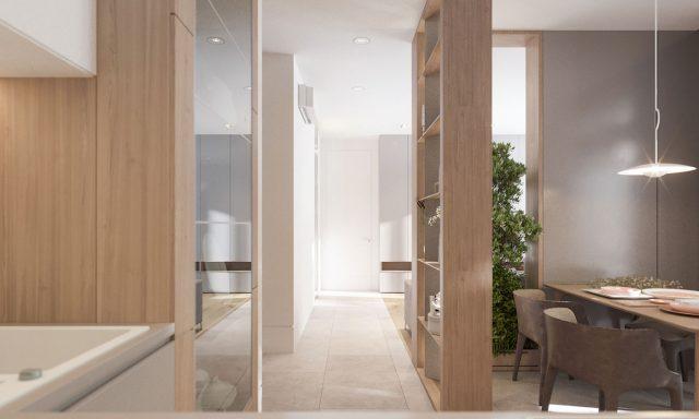 mẫu thiết kế nội thất chung cư 10