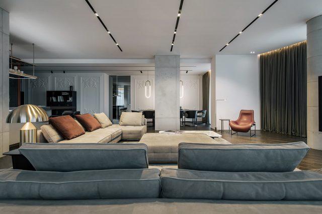 thiết kế nội thất nhà chung cư cao cấp 2