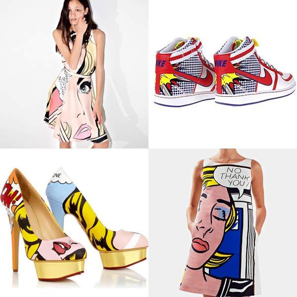 thời trang phong cách pop art 2