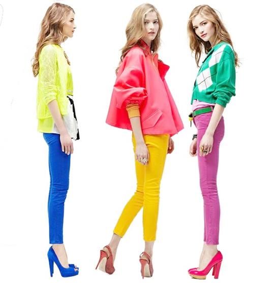 thời trang phong cách pop art 4
