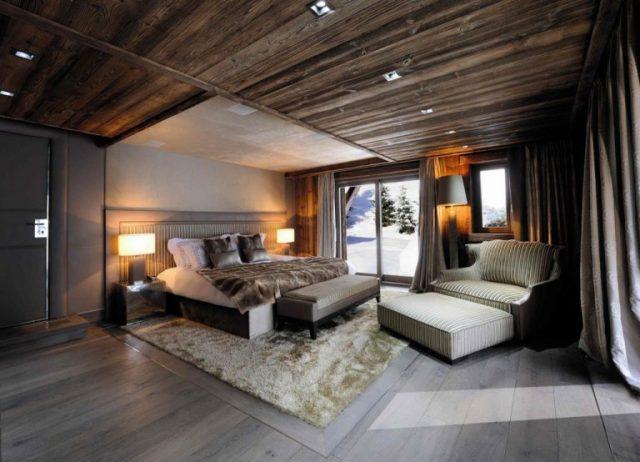 phòng ngủ biệt thự Chalet Brickell 1