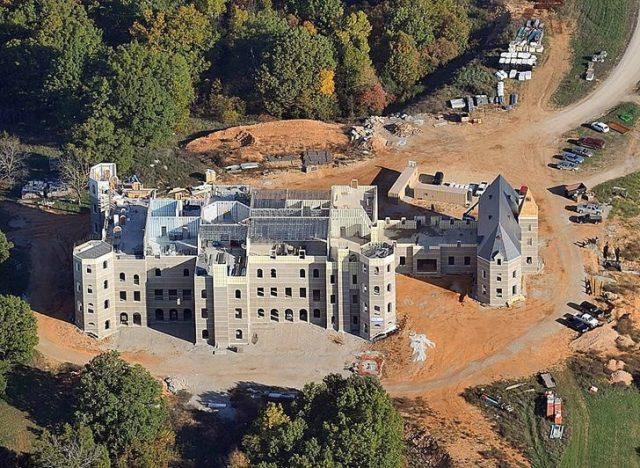 top 7 biệt thự lớn nhất thế giới Pensmore Mansion 1