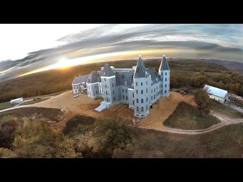 top 7 biệt thự lớn nhất thế giới Pensmore Mansion 4