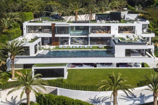 Biệt thự hiện đại đẹp nhất thế giới 2