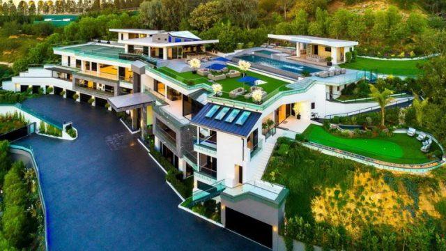 Biệt thự hiện đại đẹp nhất thế giới 6