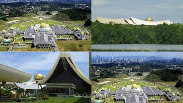 biệt thự lớn nhất thế giới Istana Nurul Iman Palace 4