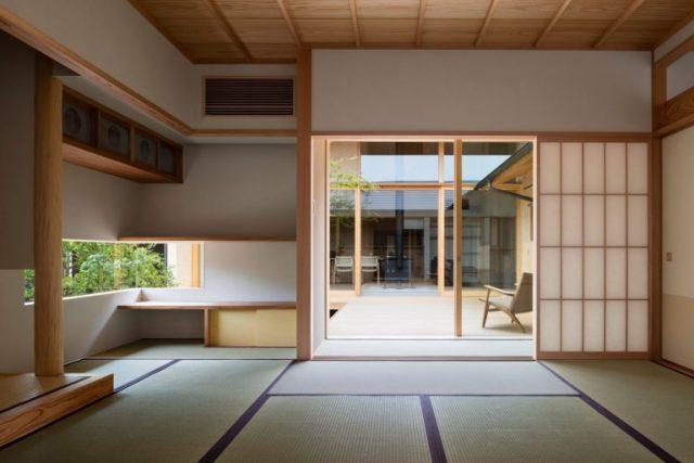 cửa sổ trong kiến trúc nhật bản 2