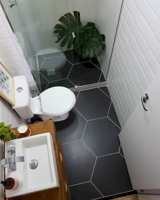mẫu nhà vệ sinh đơn giản 4