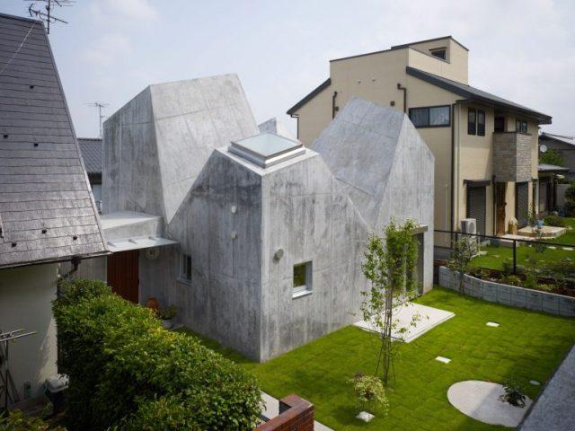 màu sắc trong kiến trúc nhật bản hiện đại 1