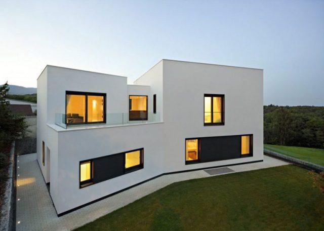 màu sắc trong kiến trúc nhật bản hiện đại 2