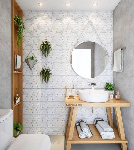 phòng tăm đơn giản mà đẹp 2