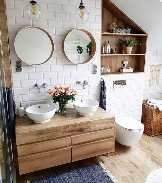 phòng tắm nhỏ mà đẹp