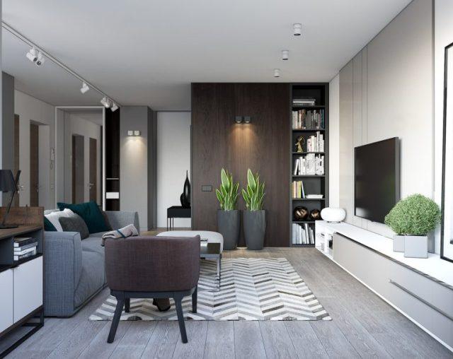 thiết kế chung cư hiện đại 3