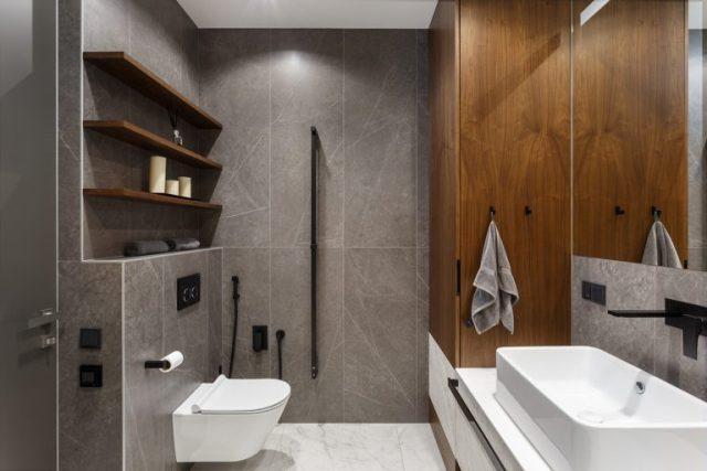 wc chung cư hiện đại