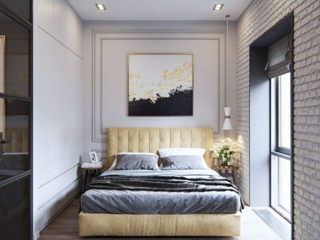 mẫu thiết kế nội thất chung cư nhỏ 8