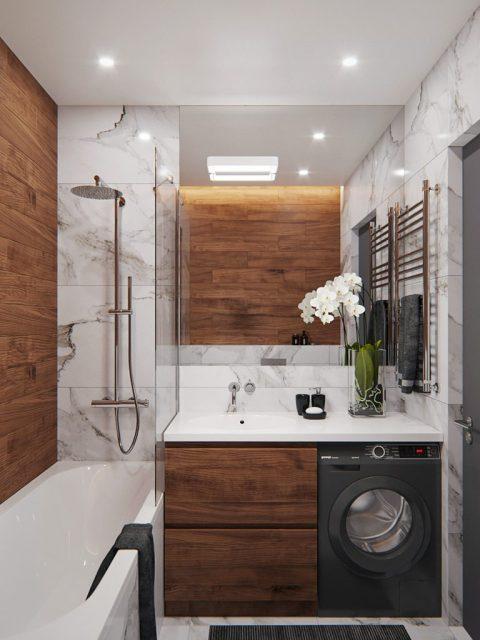 mẫu thiết kế nội thất chung cư nhỏ 9