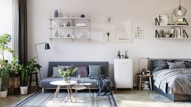 thiết kế nội thất chung cư nhỏ 4