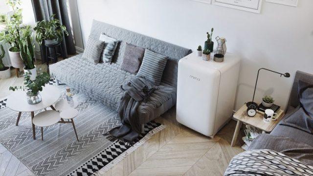 thiết kế nội thất chung cư nhỏ 5