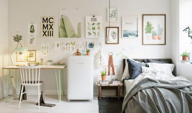 thiết kế nội thất chung cư nhỏ 2