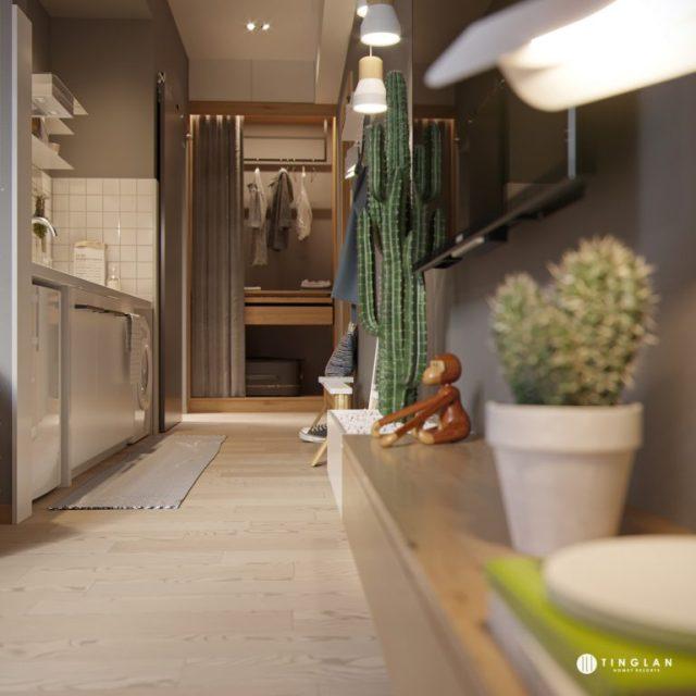 nội thất cho chung cư nhỏ