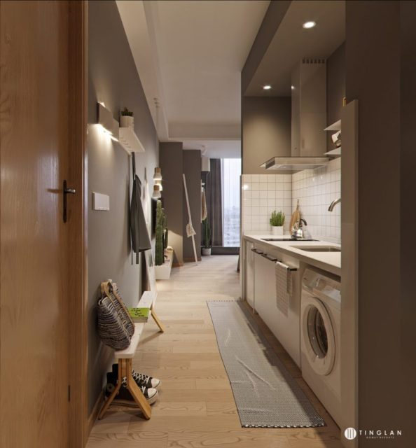 nội thất chung cư nhỏ
