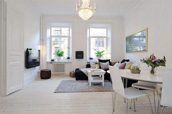 cách trang trí phòng khách chung cư