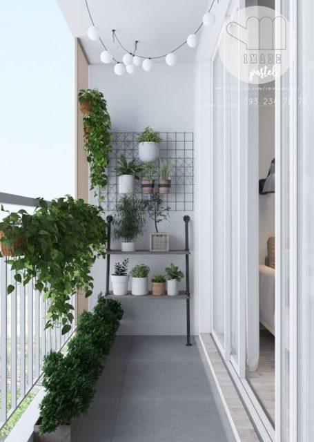 thiết kế ban công chung cư đẹp 10