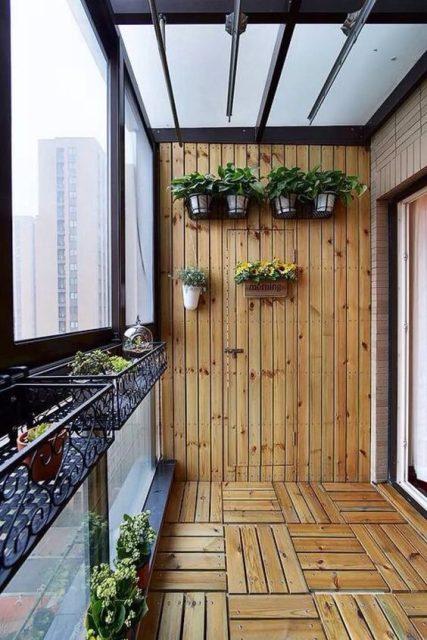 thiết kế ban công chung cư đẹp 11