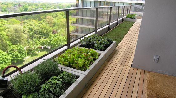 thiết kế ban công chung cư đẹp 15
