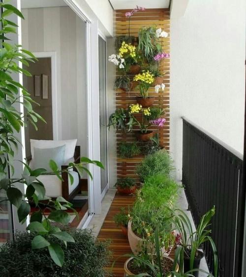 thiết kế ban công chung cư đẹp 16