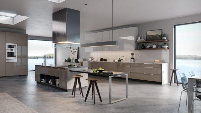 thiết kế bếp chung cư 6