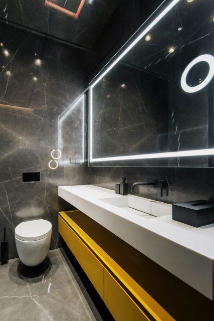 thiết kế nội thất vệ sinh chung cư cao cấp 5