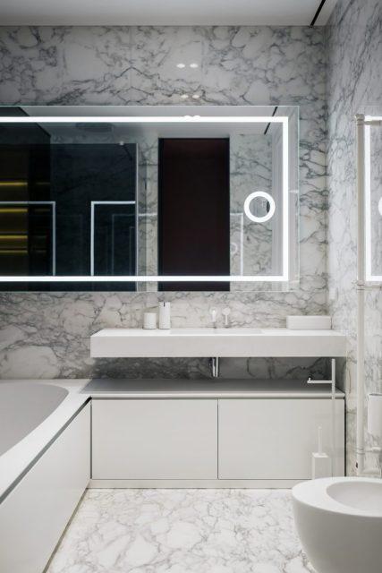 thiết kế nội thất vệ sinh chung cư cao cấp 6