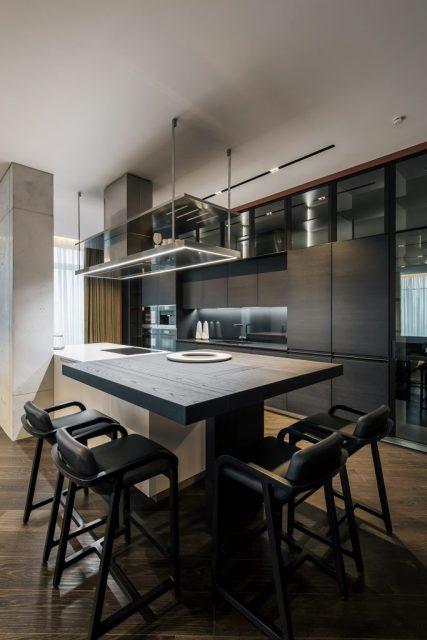 nội thất nhà chung cư cao cấp