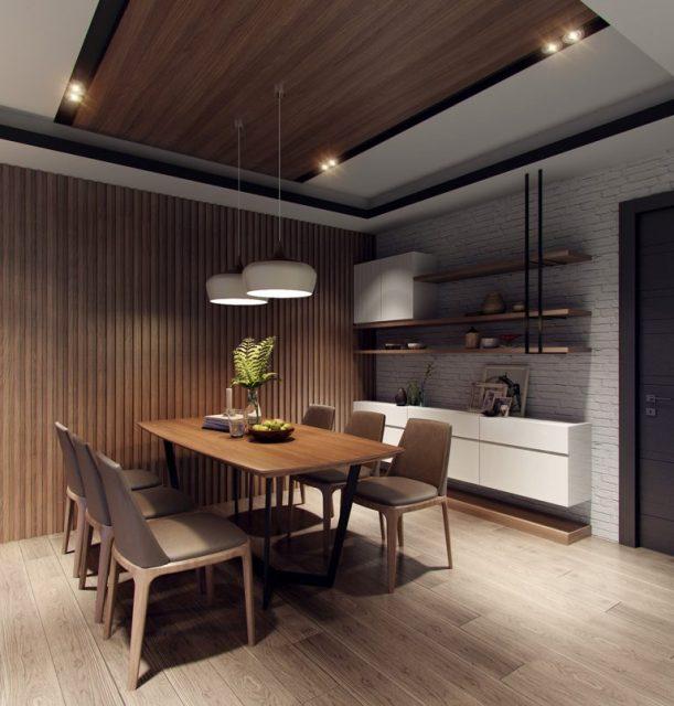 thiết kế phòng khách chung cư nhỏ 6