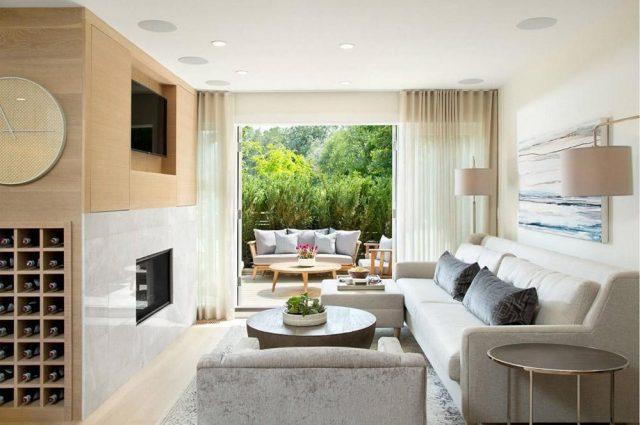 trang trí phòng khách chung cư đẹp