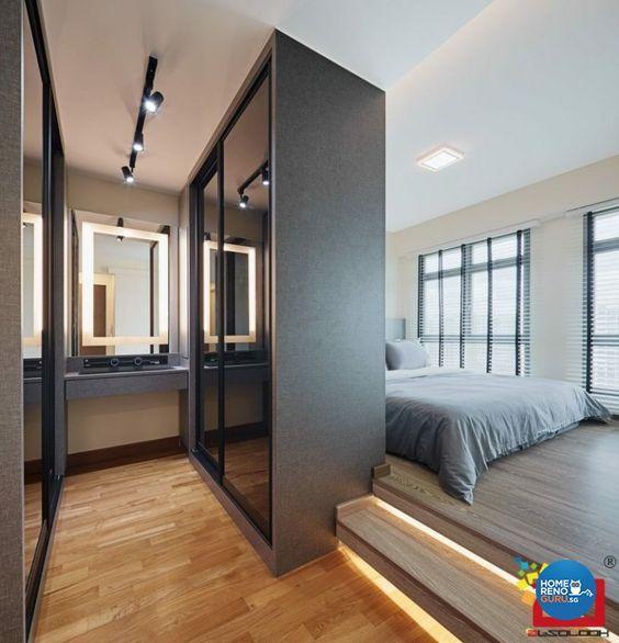 nội thất phòng ngủ 20m2 10
