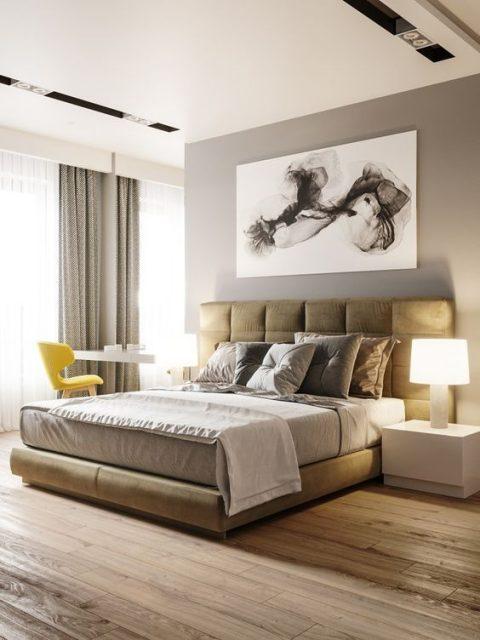 nội thất phòng ngủ 20m2 2