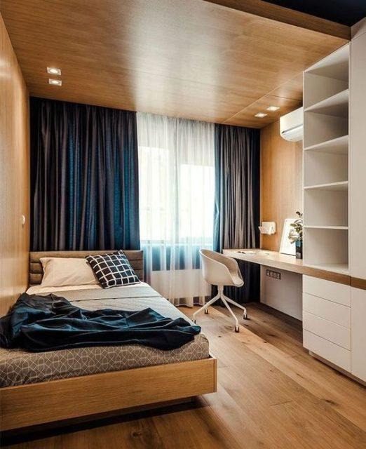 nội thất phòng ngủ 20m2 4