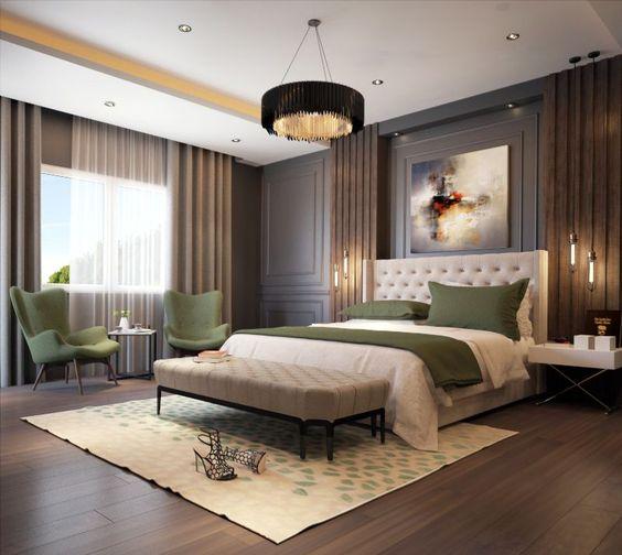 nội thất phòng ngủ 20m2 7