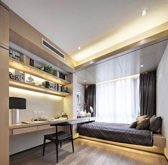 phòng ngủ 20m2 đẹp 7