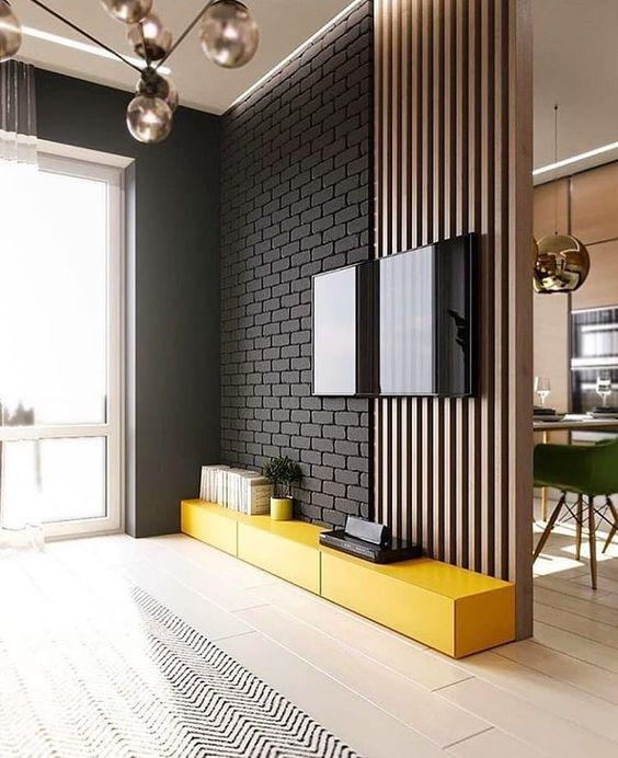 xây vách ngăn phòng khách và bếp 3