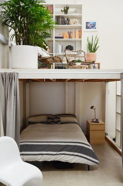 giường tầng cho phòng ngủ 10m2 2