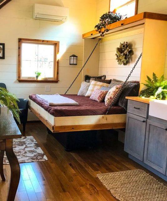 giường thông minh cho phòng ngủ nhỏ 4