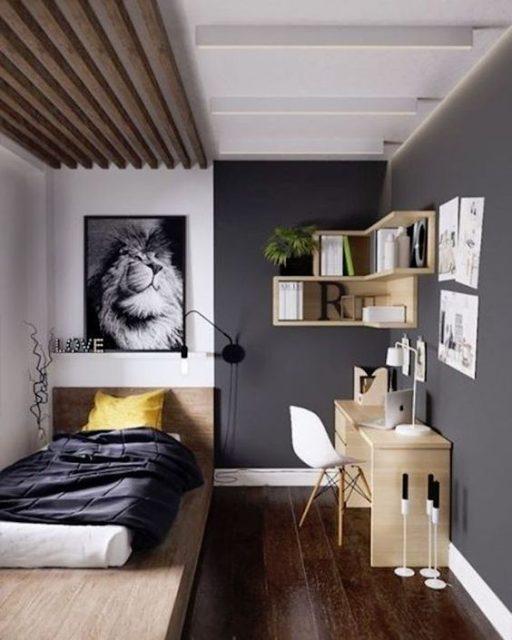 trang trí phòng ngủ 10m2 10