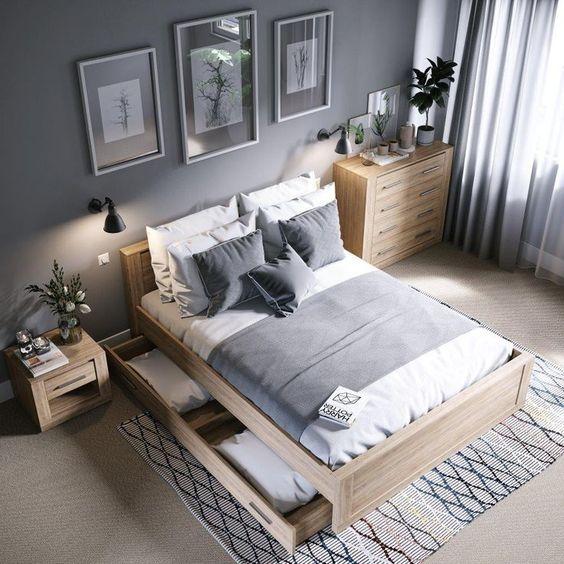 trang trí phòng ngủ 10m2 15
