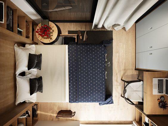 trang trí phòng ngủ 10m2 16