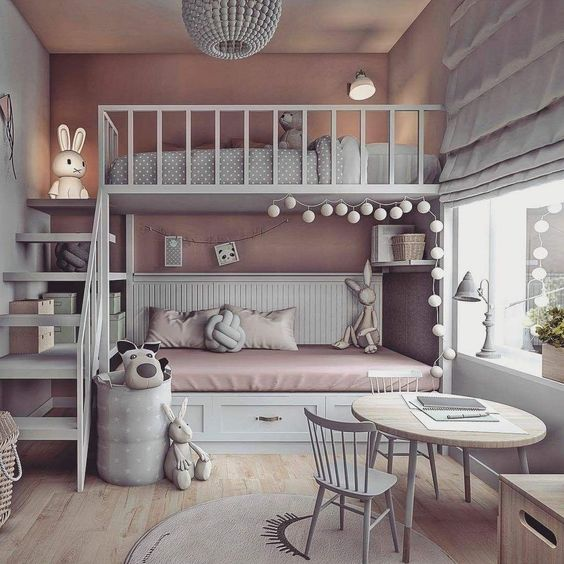 trang trí phòng ngủ 10m2 8