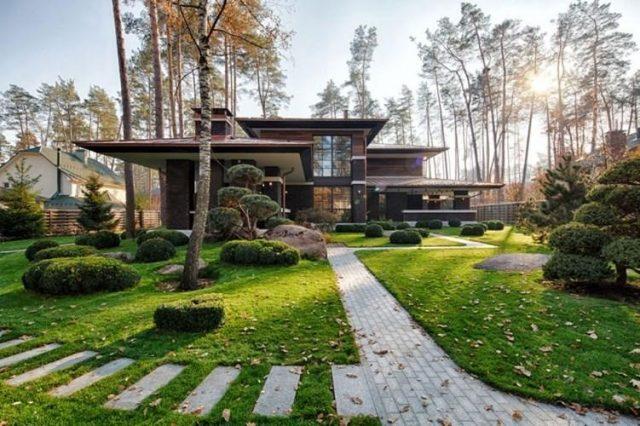 xây nhà theo phong cách nhật bản