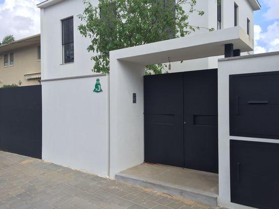 mẫu cổng nhà đẹp 7